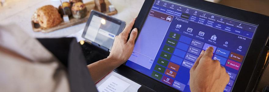 choisir une caisse enregistreuse iPad tactile